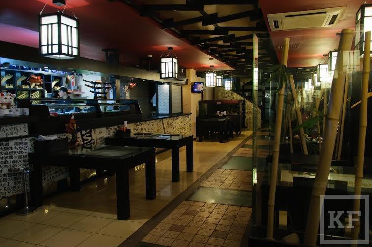 Львиная доля посетителей ресторана «Гин-но Таки» — это успешные люди