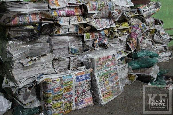 Рынок бесплатных печатных СМИ в Челнах сузился до уровня 2000 года
