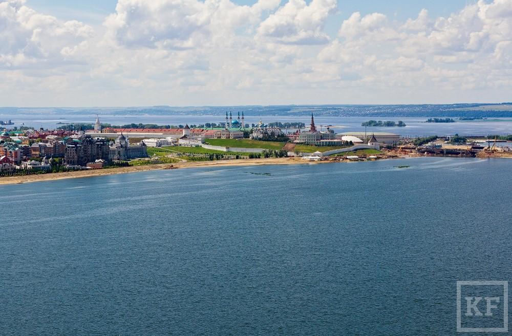 В преддверии Года водоохранных зон власти Татарстана сделали почти 3000 м прибрежных границ охраняемой территорией