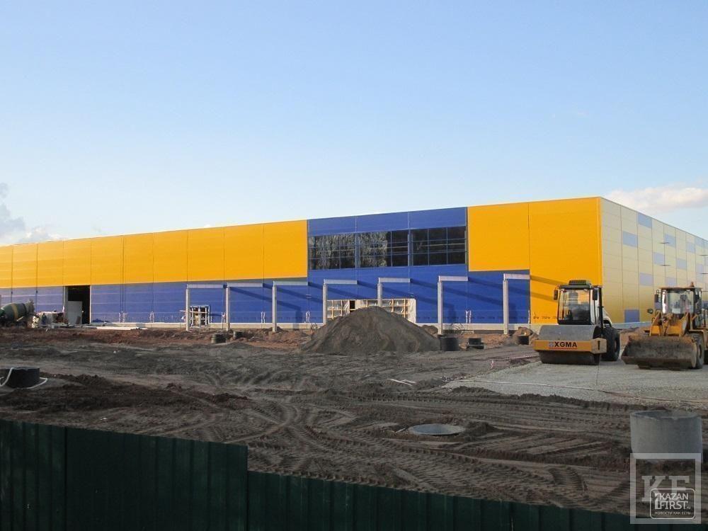 Гипермаркет сети «Лента» откроется в Нижнекамске в июле