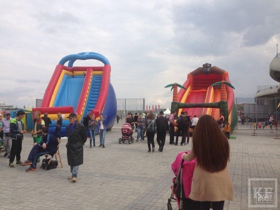 Подарок к выборам-2014 в Казани: грандиозный воскресный  марафон «Мой выбор – Моя республика»