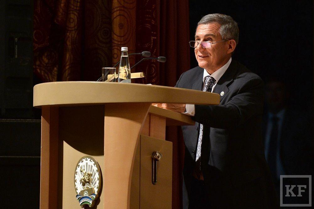 Минниханов: «Россия обладает гигантским внутренним рынком»