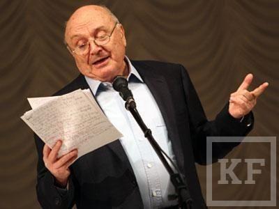 Михаил Жванецкий: «К современному юмору отношусь отрицательно»