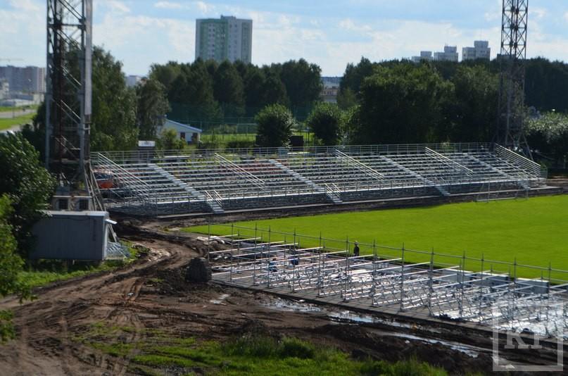В Набережных Челнах может появиться турнир по футболу имени диктора стадиона «Камаз» Давида Чантурия