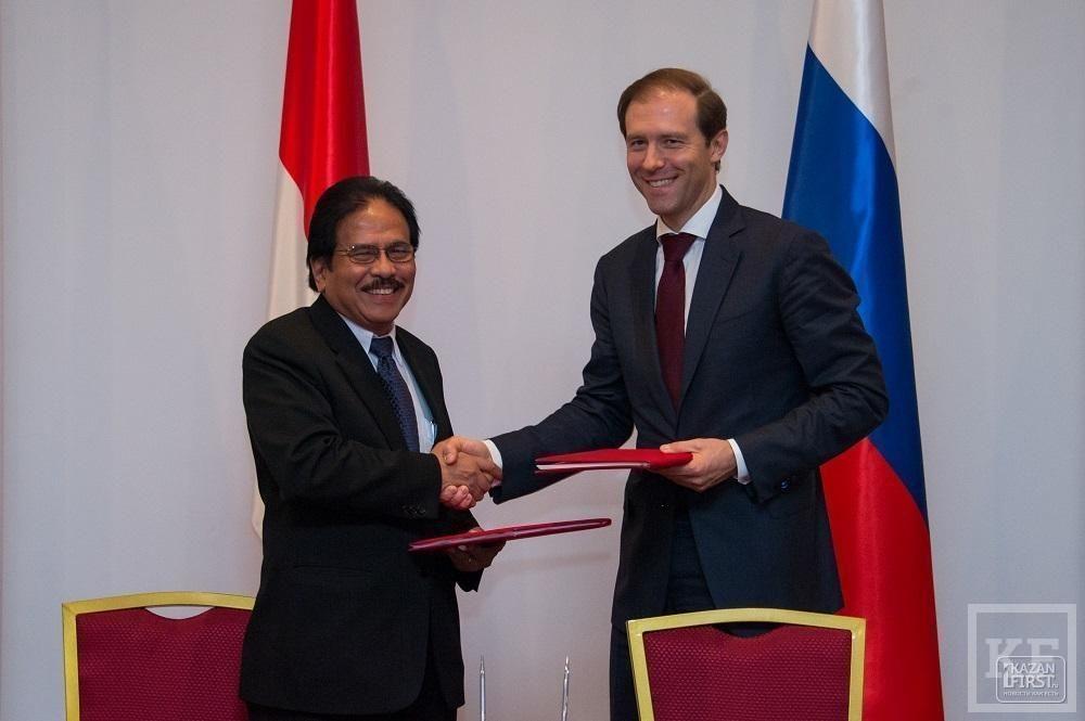 Минниханов: Татарстан готов стать связующим звеном между Россией и Индонезией