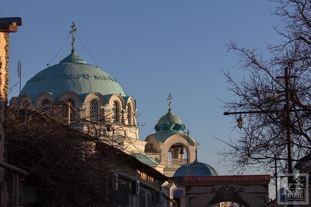 Евпатория. Малый Иерусалим и караимские чебуреки