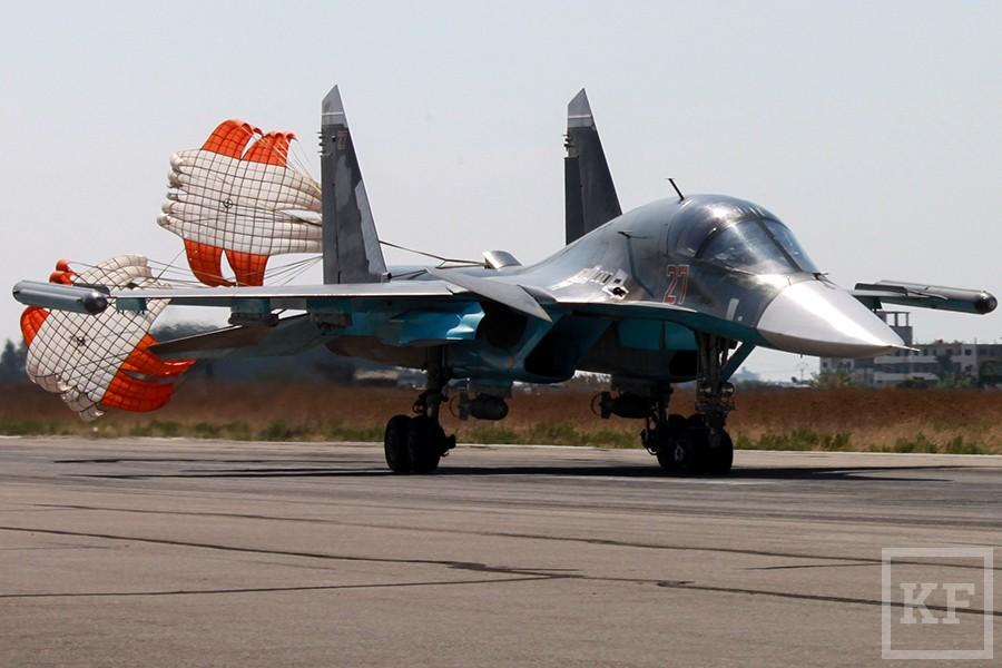 Российская авиация атаковала сегодня 12 объектов ИГ в Сирии