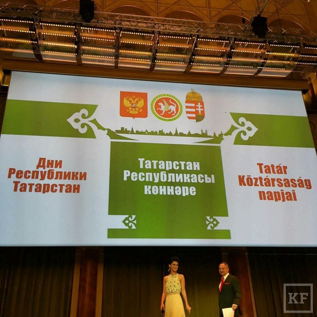 Минниханов «Вконтакте»: Венгрия