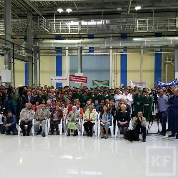 «Вконтакте» Минниханова: замминистра обороны в Казани клепает вертолет