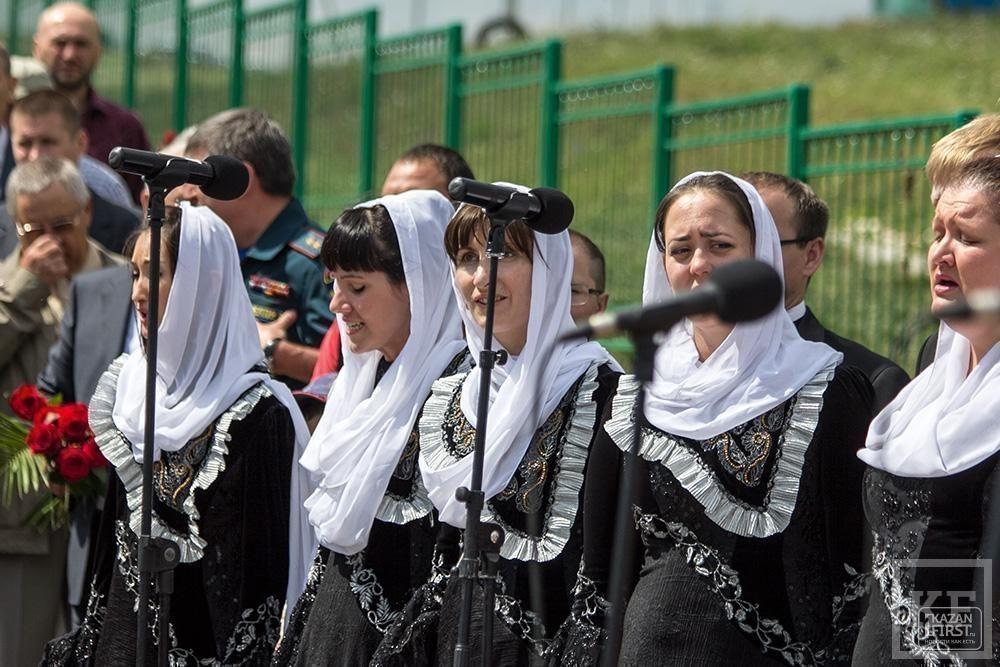Третья годовщина трагедии с теплоходом «Булгария»
