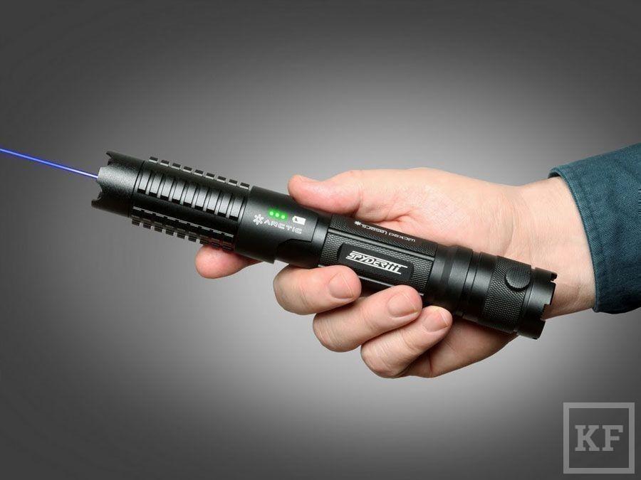 Учеными создан лазерный меч джедаев