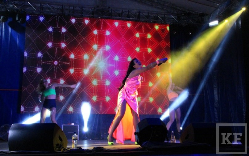 В Елабуге отпраздновали День молодежи