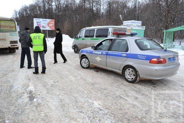 Татарстанцы смогут пробивать свои машины через сайт ГИБДД