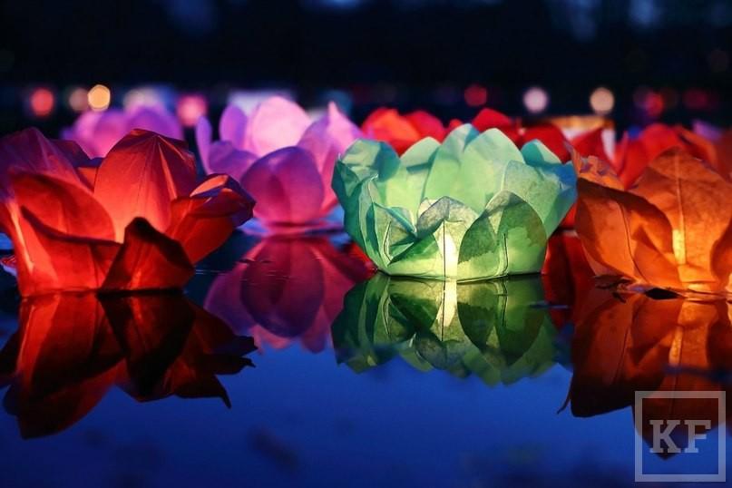 В июне в Челнах пройдут фестивали красок и водных фонариков