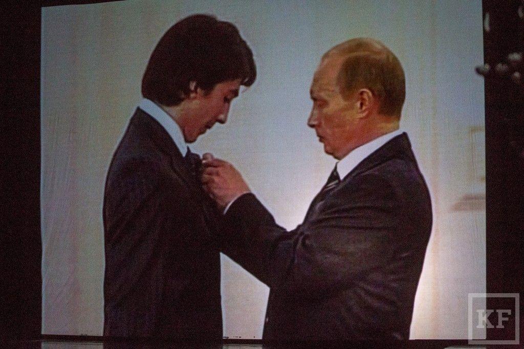 Нурлан Канетов отметил 20-летие творческой деятельности концертом «В пространстве танца»