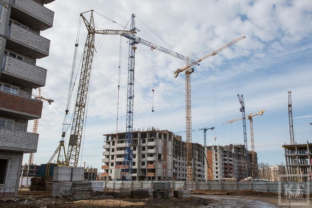 Форум ЖКХ в Казани: Михаил Мень осмотрел жилой комплекс «Салават Купере»