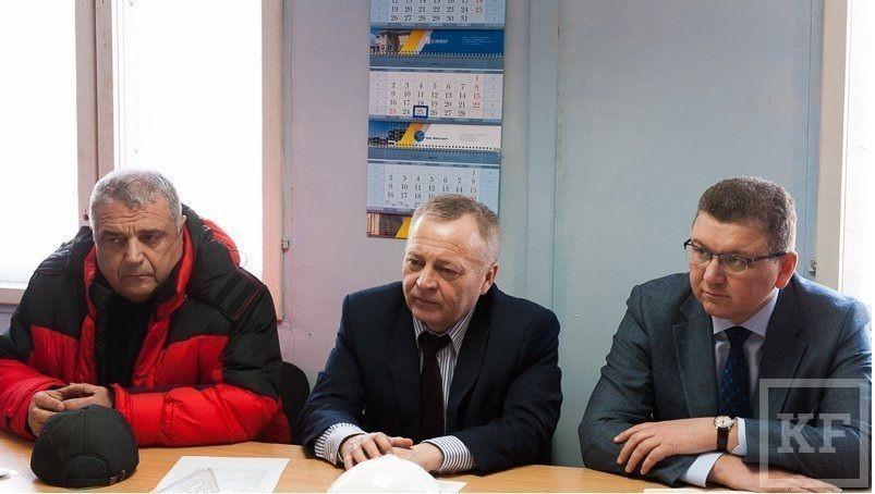 Главный вызов Наиля Магдеева:  компанию «Фон» могут отлучить от застройки района Яшьлек