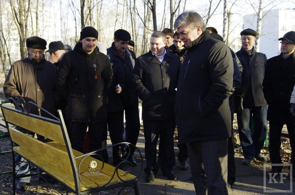 Год парков и скверов: Комсомольский парк в Набережных Челнах станет экспериментальной площадкой