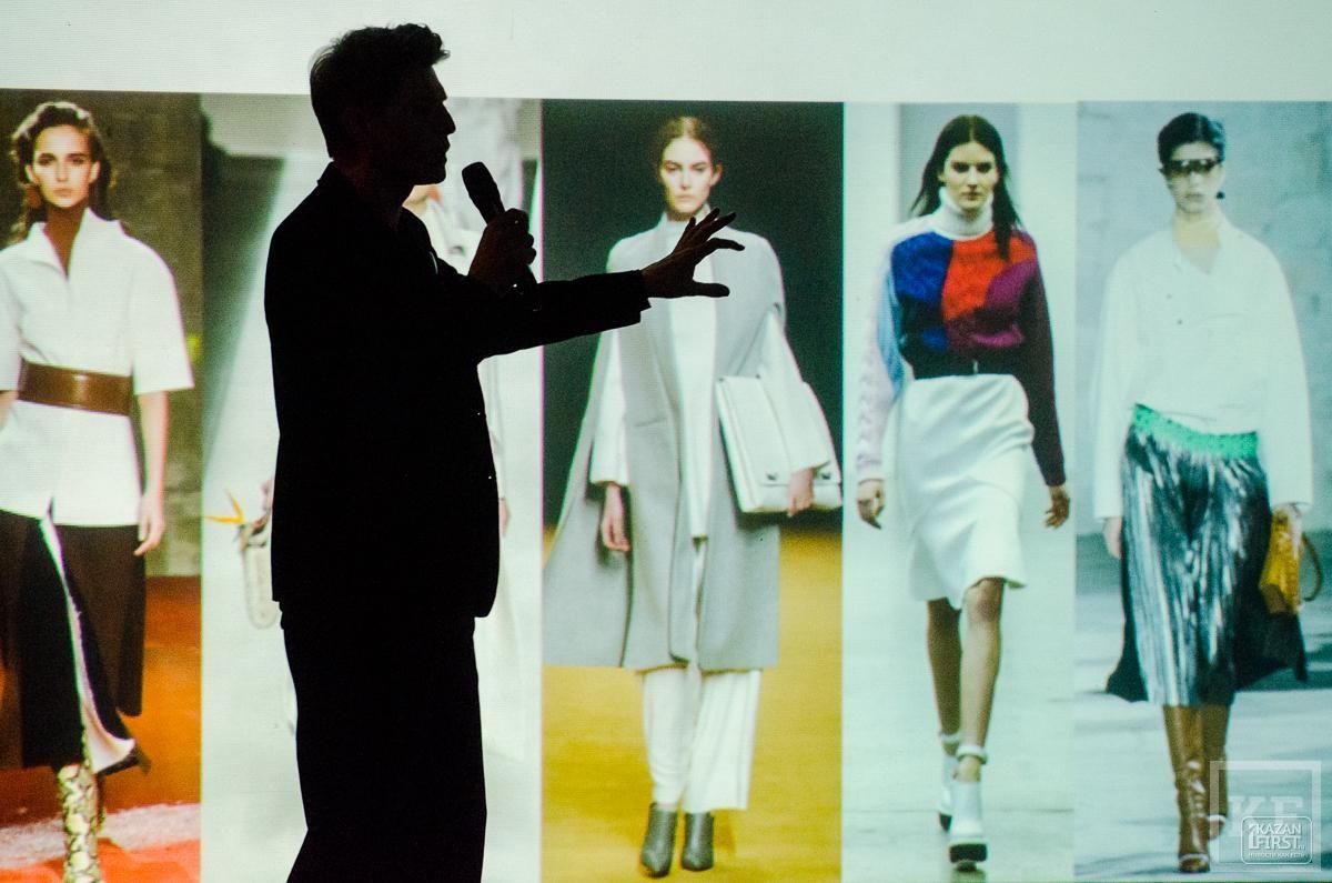 Владислав Лисовец рассказал казанцам о модных тенденциях нового сезона