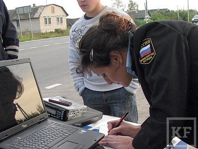 Водителей в Набережных Челнах начали проверять на долги по ЖКХ