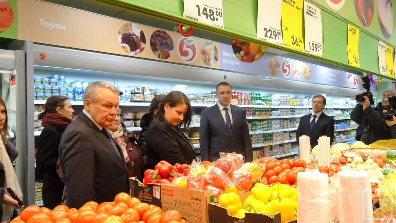 В Казани открылся сотый юбилейный магазин «Пятёрочка» в новом формате