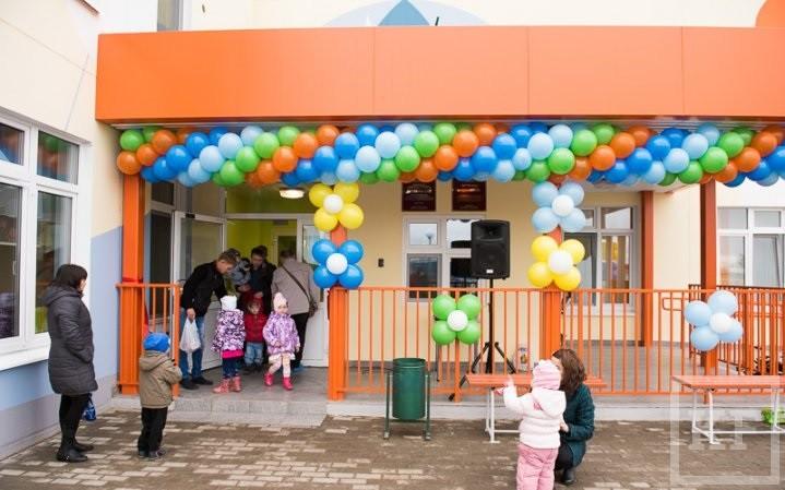 В Челнах открылся детсад с бассейном, вода в котором обогащена кислородом