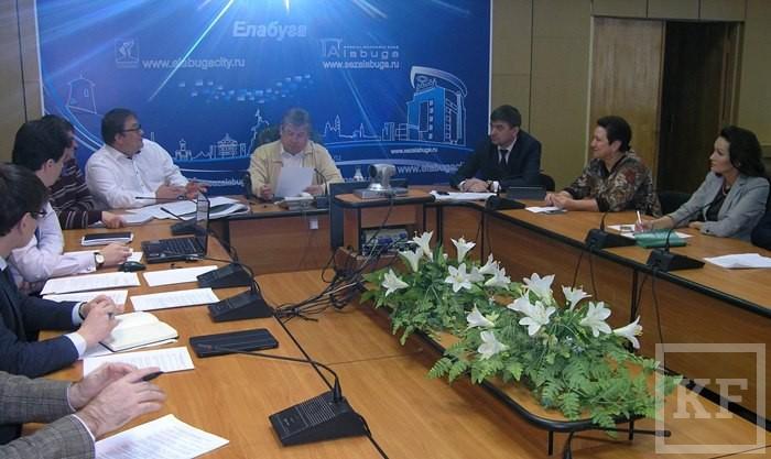 Петербургская компания на свои деньги построит причал в Елабуге