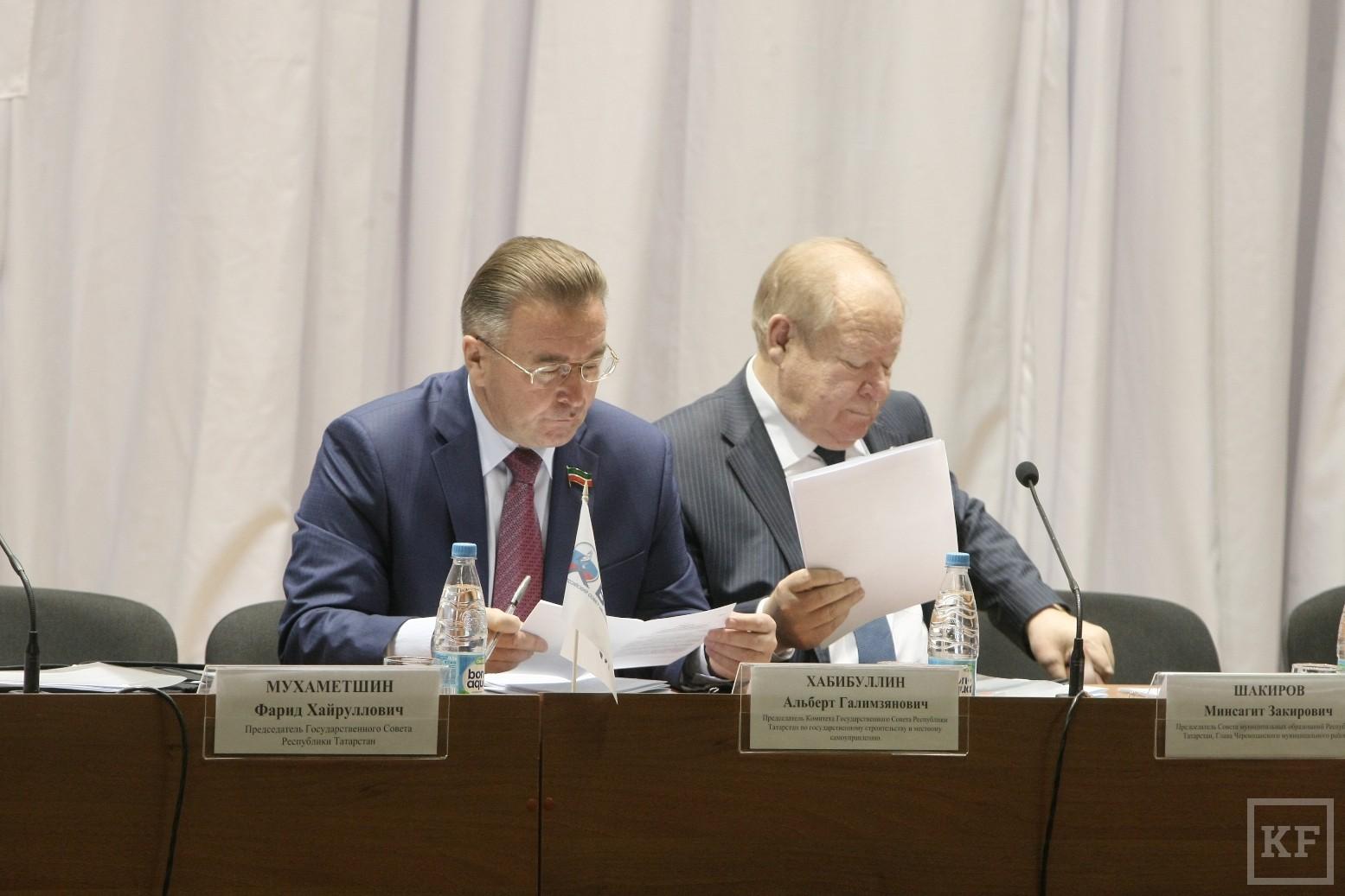Депутаты Госсовета Татарстана хотят возложить на сельские поселения полномочия по реализации нацполитики
