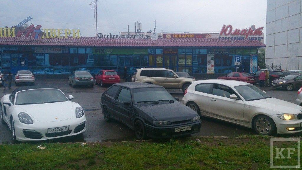В Челнах собираются продать бывший вьетнамский рынок