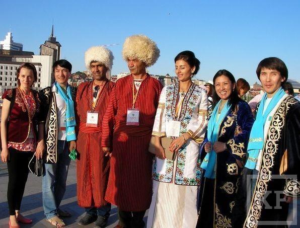 Фестиваль «Науруз»: «Мы поведём за собой тюркские народы, как звезда Сириус»