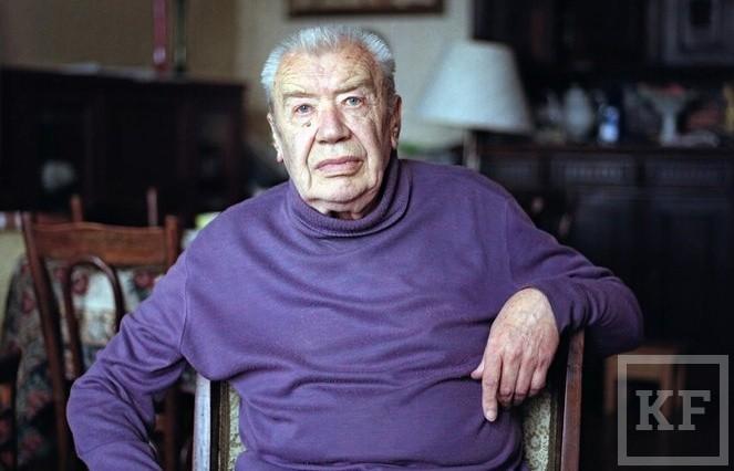 В Санкт-Петербурге скончался автор государственного герба РФ