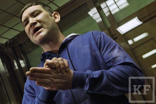 Суд приговорил Фарруха Ташбаева к пожизненному заключению