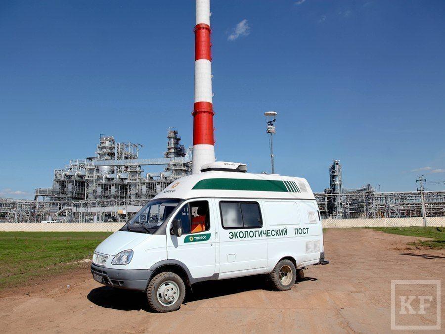Нижнекамск тянет вниз: город вновь признан самым загрязненным местом