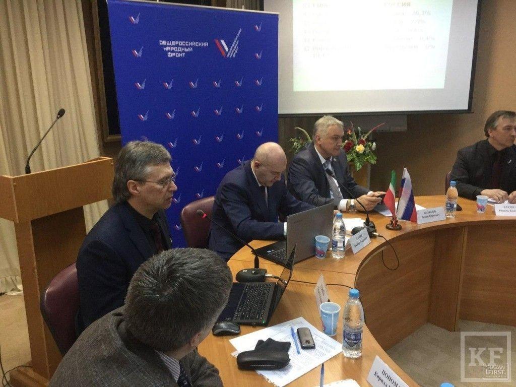 В Татарстане начали обсуждать угрозы, которым будут противостоять формированием патриотизма