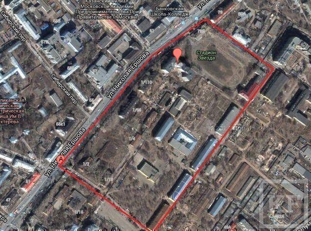 На месте бывшего артиллерийского училища появится жилой комплекс