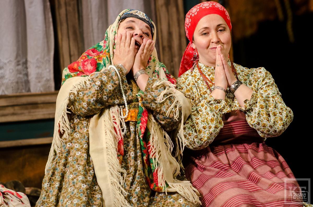 В театр Камала вернулась «Галиябану»