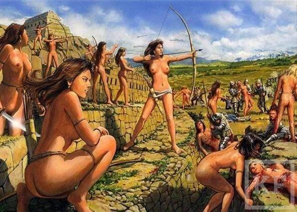 Девятиклассницы отрезали себе клиторы, из-за того, что не хотели становиться женщинами