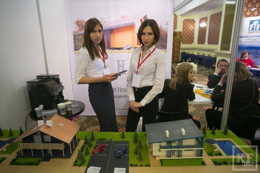 В «Корстоне» открылась первая выставка загородной недвижимости