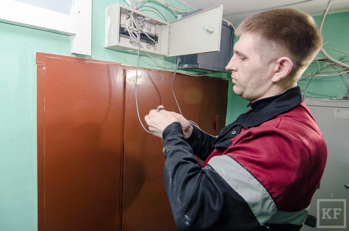 Как казанцы подключают домашний интернет
