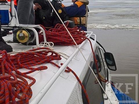 На Нижнекамском водохранилище найдено тело жителя Челябинской области