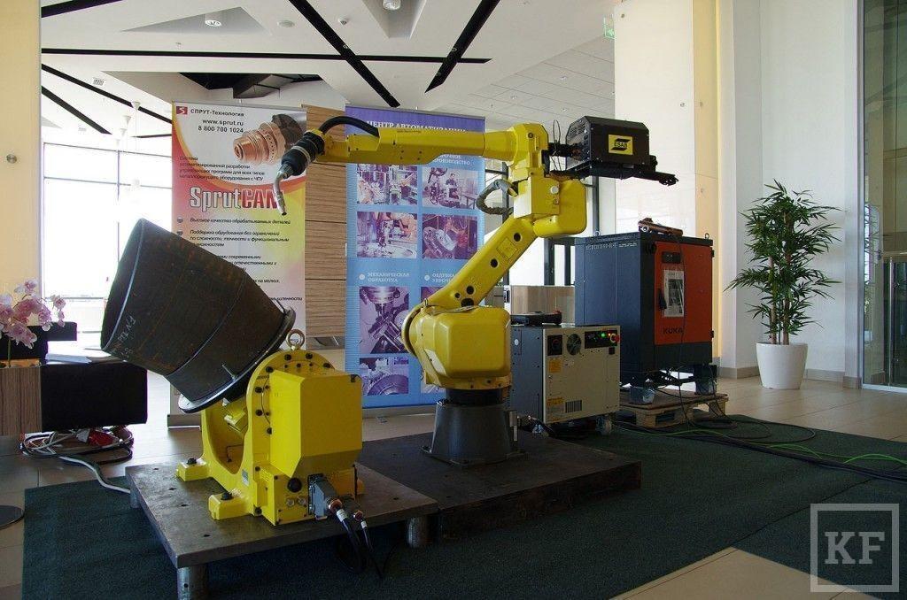 Японская роботостроительная корпорация Fanuc откроет в Набережных Челнах второе российское отделение