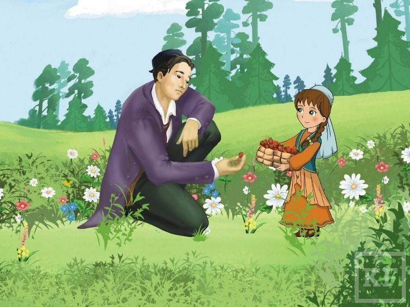 В кинотеатре «Мир» состоится премьера мультфильма «Шурале»