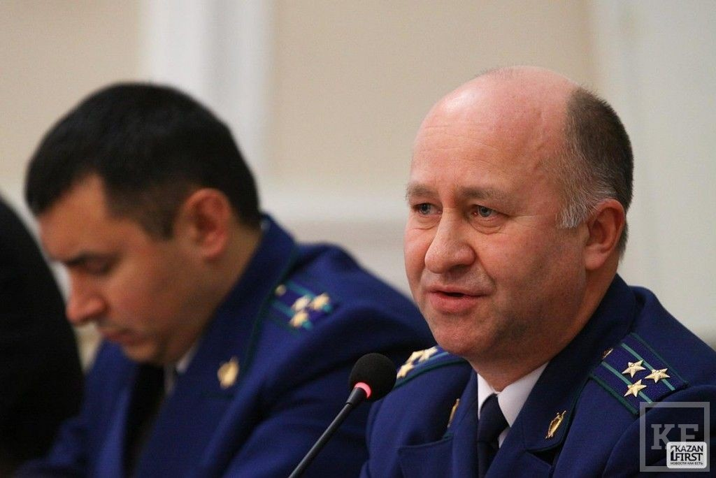 Илдус Нафиков: «Одной из приоритетных задач прокурорского надзора вижу создание благоприятных условий для бизнеса»