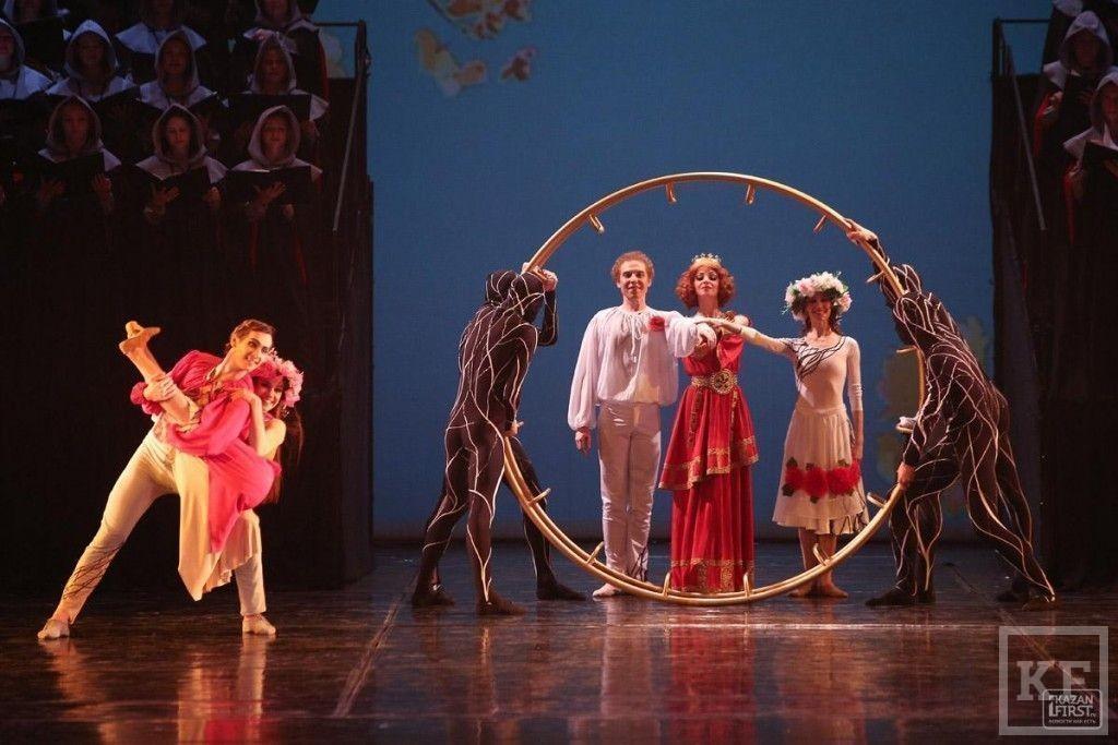 «Кармина Бурана» в Казани: балет для гурманов