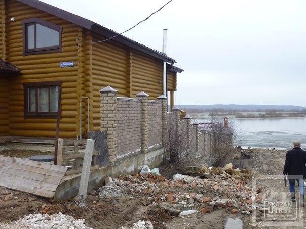Рейды в Займище и Светлых полянах: дома, пирсы, заборы и вертолетная площадка — под угрозой сноса