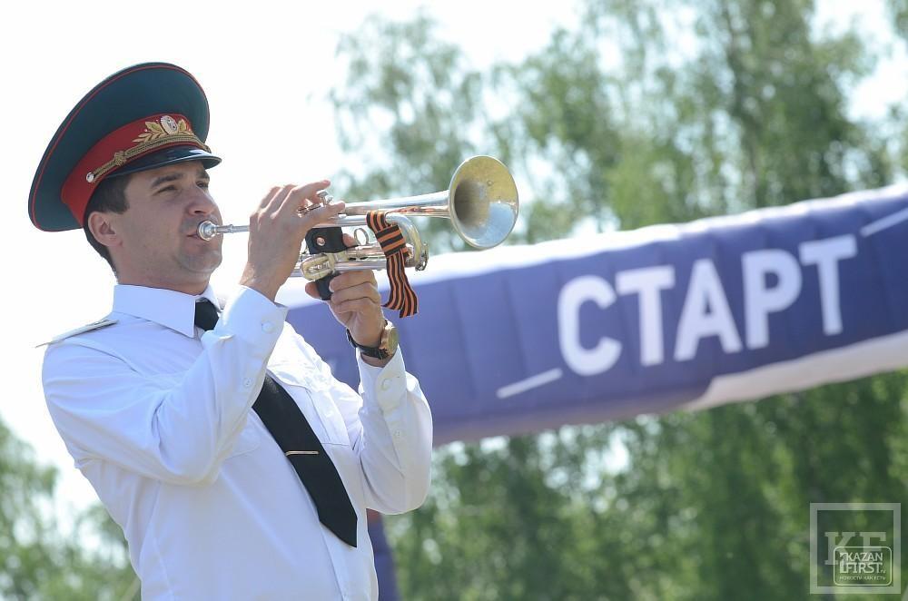 В Казани прошла «Гонка героев-2015»