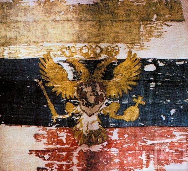 Госдуме предлагают вернуть имперский флаг
