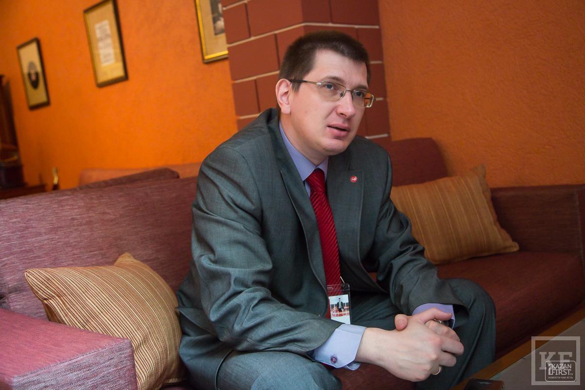 Александр Зайцев, Fujitsu: «Большинство решений в Татарстане реализованы в закрытом режиме. О них я рассказать не могу»