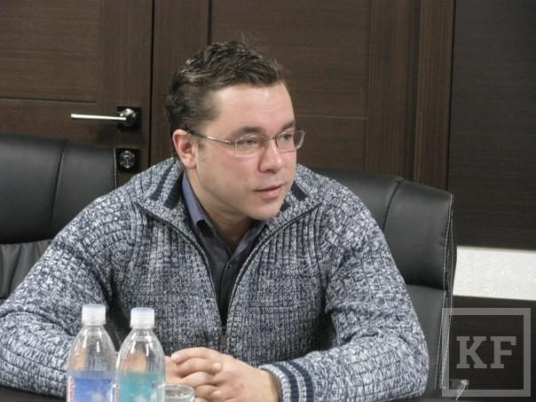 Наиль Магдеев: «Производства вчерашнего дня нам не нужны, вы должны предлагать рынку современный продукт»