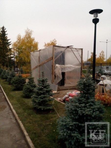 В аэропорту Казани установят простой памятник погибшим в ноябрьской авиакатастрофе